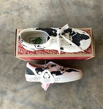 "Vans Era ""Save Our Planet"" Classic Skate Shoes Men's Size 10 VN0A4BV4TGP The"