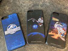 Universal Studios Florida -  IPHONE 6s  PLUS CASES - HELLO KITTY- JURASSIC  PARK