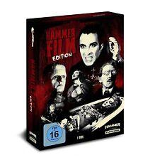 7er BOX HAMMER Película Edición Frankenstein Drácula Mumie + Rarezas DVD NUEVO