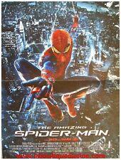 THE AMAZING SPIDER MAN Affiche Cinéma ORIGINALE / Movie Poster MARC WEBB