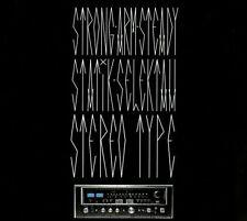 STEREO TYPE Strong Arm Steady & Statik Selektah  CD Stones Throw Records