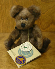 "Boyds Plush #5840-05 HUMBOLDT, 6"" Friendly Grizzly Bear NEW from our Retail Shop"