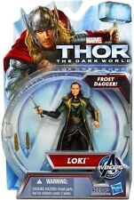 "Thor: The Dark World Loki 4"" Figure - Avengers Initiative Frost Dagger"