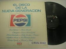 El Disco De La Nueva Generacion ILP-7429 (VG)