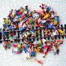 100 pcs HO scale Painted Figures Model People Passengers ( approx. 19 poses)