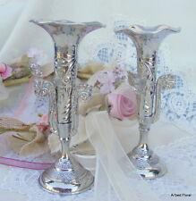 """Tussie Mussie Wedding Flowers Floral Vase - Tussy Mussy 8"""" version"""