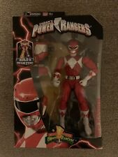 Power Rangers Legacy Collection Red Ranger HAS WARE