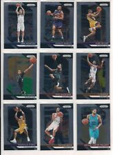 2018-19 Panini Prizm Basketball Trading Cards / You Pick / Choose From List
