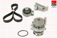 TIMING BELT KIT WITH WATER PUMP FOR VW BORA TBK216-6128 OEM QUALITY