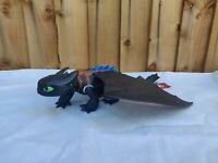 How To Train Your Dragon 2 Mega Alpha Toothless Night Fury Dragon Figure