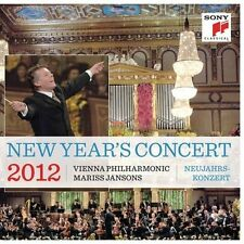 NEW - Neujahrskonzert: New Year's Concert 2012