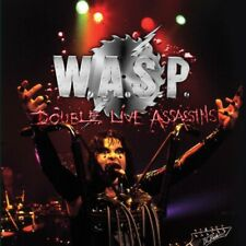 W.A.S.P.  Double Live Assassins 2 CD Digibook NEW