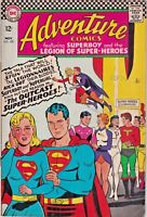 ADVENTURE COMICS#350 VG/FN 1966 DC SILVER AGE COMICS