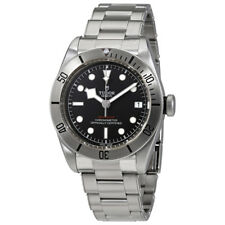 Tudor Heritage BlackBay Automatic Mens Stainless Steel Watch 79730-0001