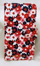 For Apple iPhone X - Floral Print Wallet Mobile Phone Case Cover - Michael Kors!