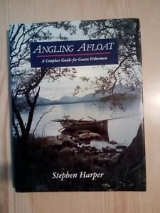 FISHING BOOK - ANGLING AFLOAT - BOAT FISHING, CARP, PIKE, TENCH, LAKES, LOCHS,