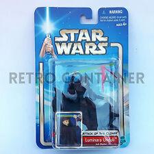 STAR WARS Kenner Hasbro Action Figure - SAGA COLLECTION - Luminara Unduli