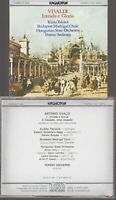 Vivaldi Intrada E Gloria Cd Klara Takacs Ferenc Szekeres Sayo Japan Hungaroton