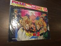 Vintage 1989 Dragonball Z Picture Puzzle Picle Toei Animation Bandai Goku Boo