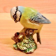 Beswick Blue Tit No.992B Bird Figurine Gloss Finish.