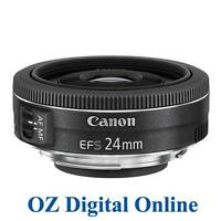 NEW Canon EF-S 24mm f/2.8 STM Lens 24 f2.8 1 Yr Au Wty