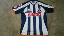 Mexico Vintage 2005 Athletica Monterrey Bimbo soccer club size L Large jersey