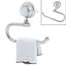 Toilet Paper Holder Suction Cup Tissue Roll Stand Bathroom Paper Hanging Fancy