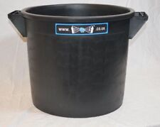 Robust Builders Strong Mixing Bucket 35 litre Tub Plastering Tools NP-MB35 x3