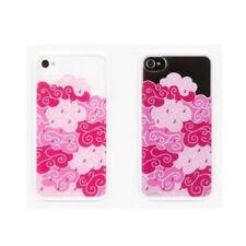 Étuis, housses et coques roses transparentes iPhone 4 pour téléphone mobile et assistant personnel (PDA) Apple