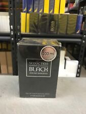 Seduction In Black by Antonio Banderas EDT Spray 6.7 oz