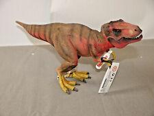 Schleich 72068 Dino T-Rex Exclusive rot red ca. 28 cm NEU OVP mit Fahne  (K38)