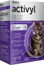 Activyl Spot-on for Large Cats & Kittens