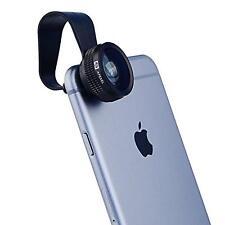Apexel 180 Degree Fisheye Lens/ Fish Lense for iPhone 4 4S 5 5S 5C 6 6 Plus More