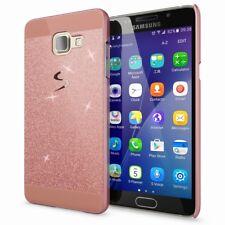 Samsung Galaxy A5 2016 Hülle Handyhülle von NALIA, Glitzer Hard-Case Back-Cover