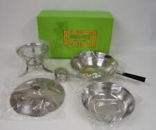 VTG CORDOVA HOLLOWARE CHAFFING DISH IN OPEN BOX BUT NEVER USED