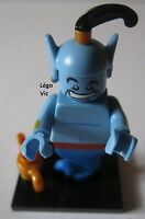 Légo 71012 Minifig Figurine Série Disney Genie + Socle + fiche