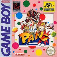 Nintendo GameBoy Spiel - Pang Modul