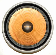 "Kenwoo 00006000 d 16"" dual coil woofer from Kl-A900X speaker refoamed"