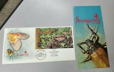 Malaysia 2007 Insect Serangga  miniature stamp MS FDC Rare Cachet Youth SEA