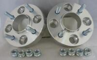 Mazda MX-X NA NB Mk1 Mk2 4x100 20mm ALLOY Hubcentric Wheel Spacers UK MADE
