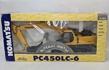 Joal Komatsu Boxed Model PC450 LC-6 Boxed Crawler Excavator