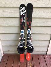 Volkl Ledge 118cm Jr Ski Package w/Tecnica Pro RT 23.5 Boot & Marker 4.5 Binding