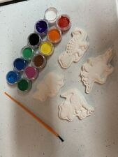 Plaster moulds unicorn, dinosaurAnd Cars