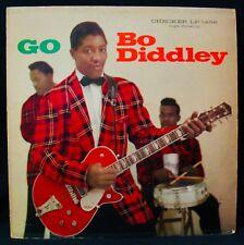 BO DIDDLEY-Go Diddley-Original 1959 Mono Issue Album-CHECKER #LP 1436