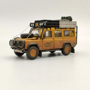 Master 1:64 Land Rover Defender 110 Camel Cup Diecast Models Collection Gift Toy
