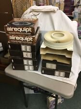 Vintage Sawyer's Rototray Slide Tray Carousel 100 Slide Lot Of 9 Trays Airequipt