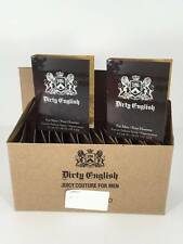 Juicy Couture Dirty English cologne for men SPRAY 24 sample vials TRAVEL SIZE