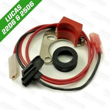 Powerspark Elektronische Zündung Kit für Lucas 22D6 & 25D6 Triumph 2000-2500