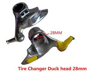 Universal Car SUV Stainless Steel Metal Tyre Tire Changer Mount Demount Duckhead
