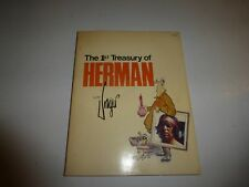 The 1st Treasury of Herman by Jim Unger,1979, Paperback,1st Edition,6th Print314